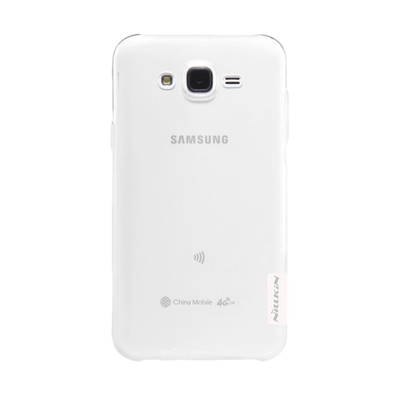 Nillkin Nature TPU Clear Casing for Samsung Galaxy J7