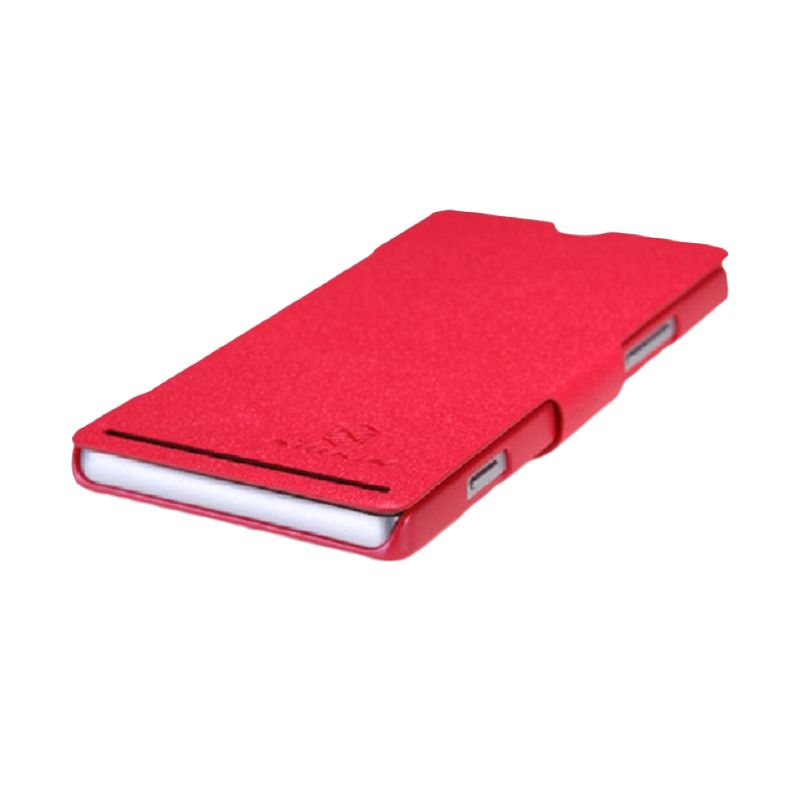 Nillkin New Leather Red Casing for Sony Xperia SP M35H