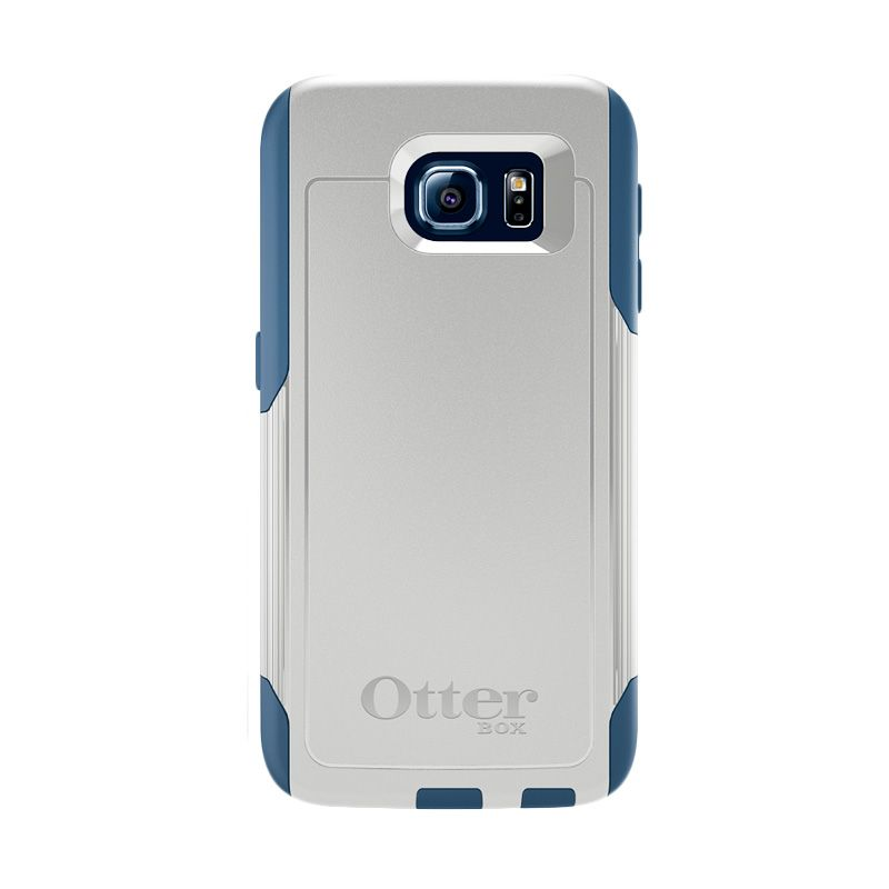 Otterbox Commuter Series Abu-abu Casing for Samsung Galaxy S6