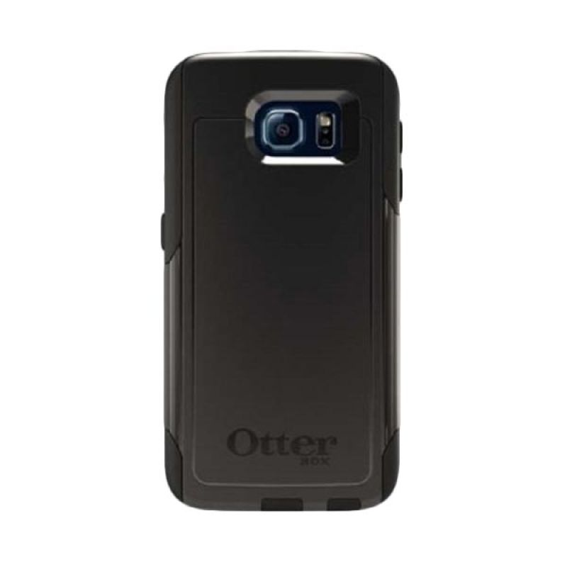 Otterbox Commuter Series Black Casing for Galaxy S6