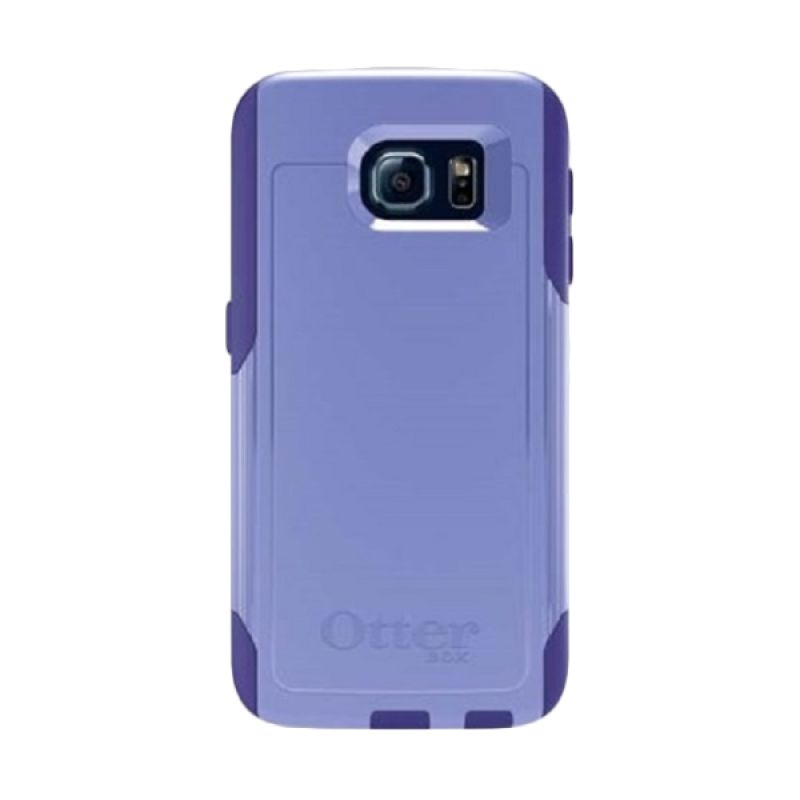 Otterbox Commuter Series Ungu Casing for Galaxy S6