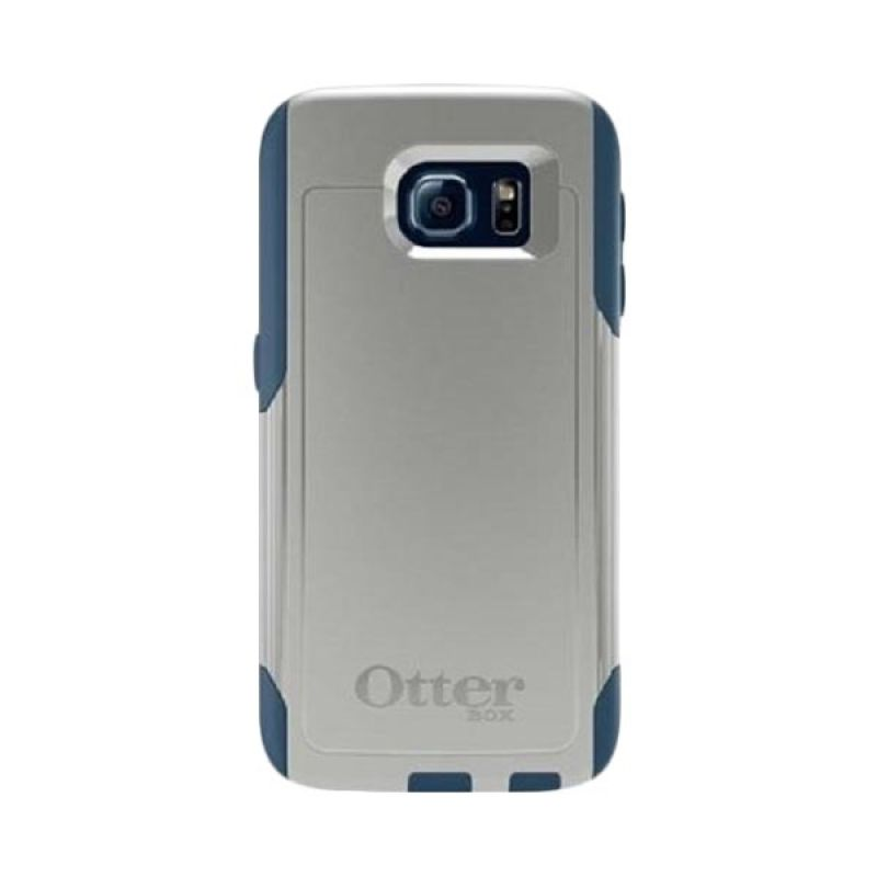 Otterbox Commuter Series White Casing for Galaxy S6