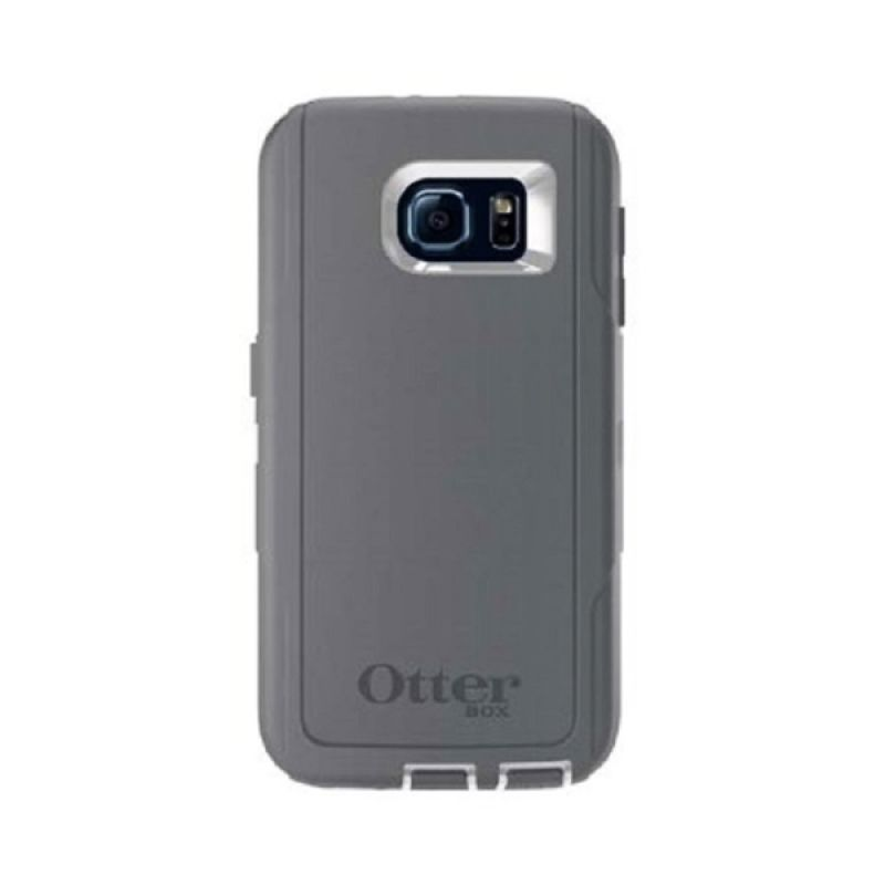 Otterbox Defender Series Rugged Protection Grey Casing for Galaxy S6