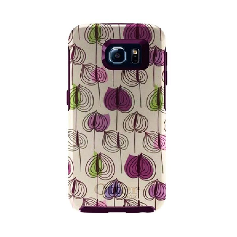 Otterbox Symmetry Series Anthurium Casing for Samsung Galaxy S6
