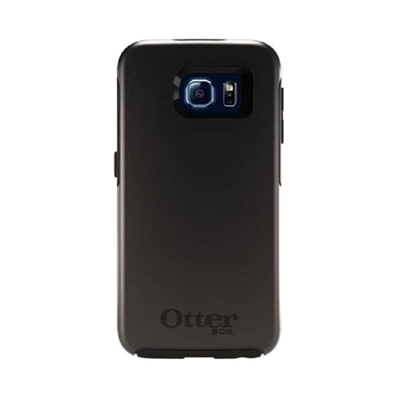 Otterbox Symmetry Series Black Casing for Galaxy S6
