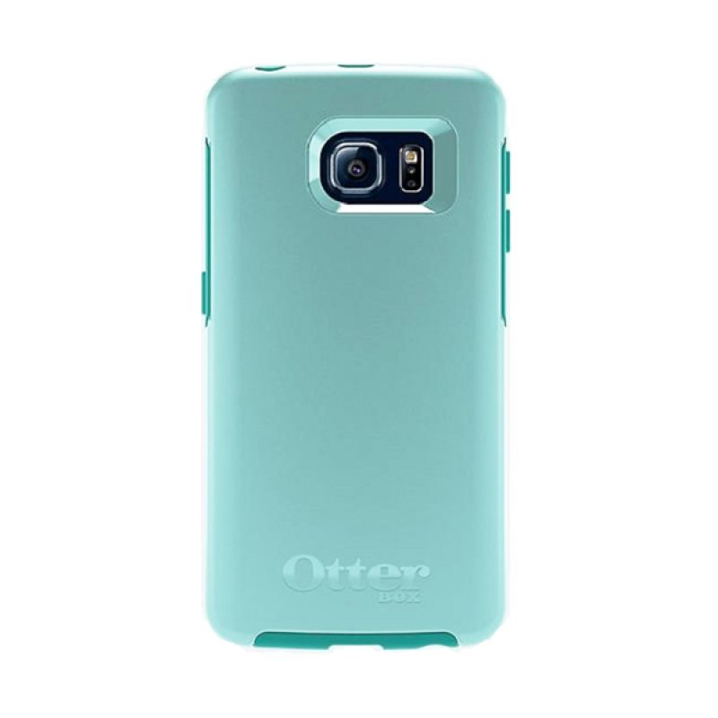 Otterbox Symmetry Series Blue Casing for Galaxy S6 Edge