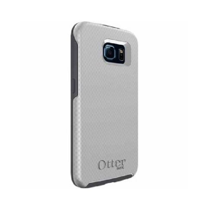 Otterbox Symmetry Series White Casing for Galaxy S6
