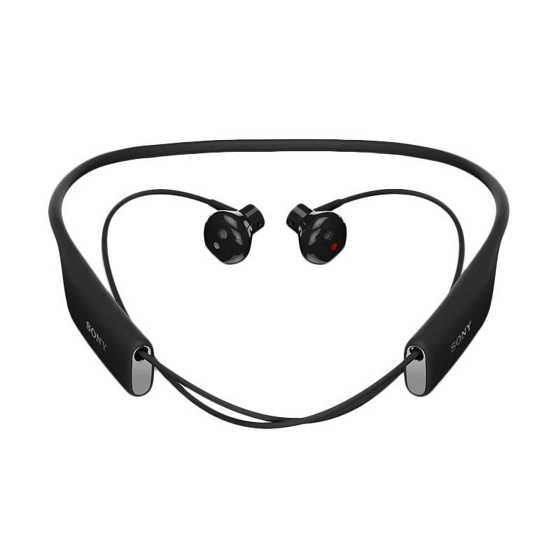 Sony SBH70 Stereo Black Bluetooth Headset