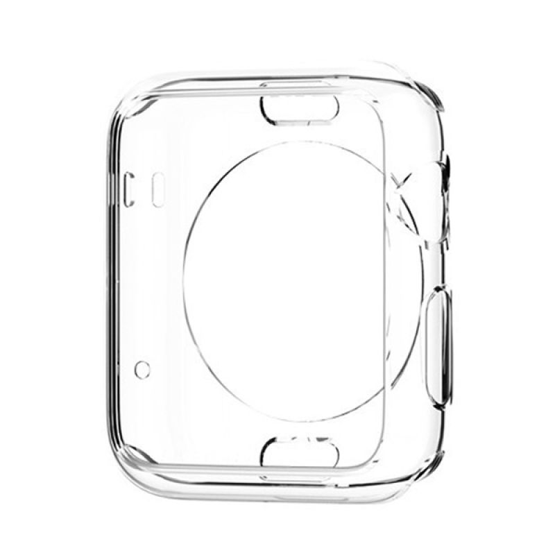Spigen Liquid Crystal Clear Casing for Apple Watch [42 mm]