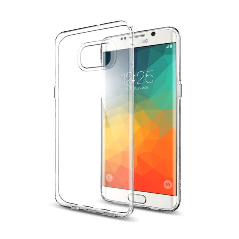 Spigen Liquid Crystal Clear Casing for Galaxy S6 Edge plus