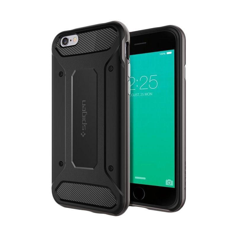 Spigen Neo Hybrid Carbon Gunmetal Casing for Apple iPhone 6s Plus/6 Plus