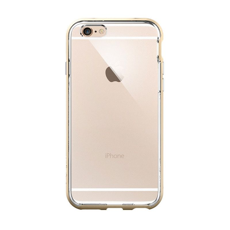 Spigen Neo Hybrid EX Champagne Gold Casing for Apple iPhone 6s or 6