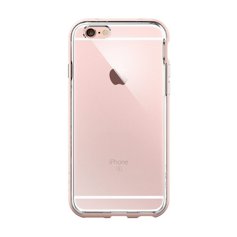 Spigen Neo Hybrid EX Rose Gold Casing for Apple iPhone 6s or 6