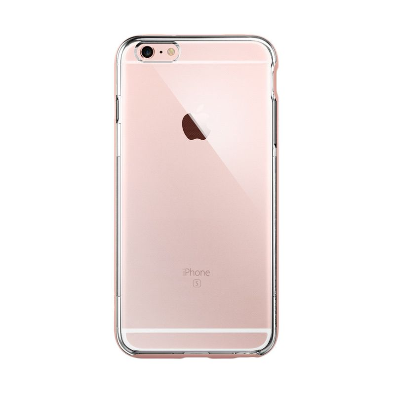 Spigen Neo Hybrid EX Rose Gold Casing for Apple iPhone 6S Plus or 6 Plus
