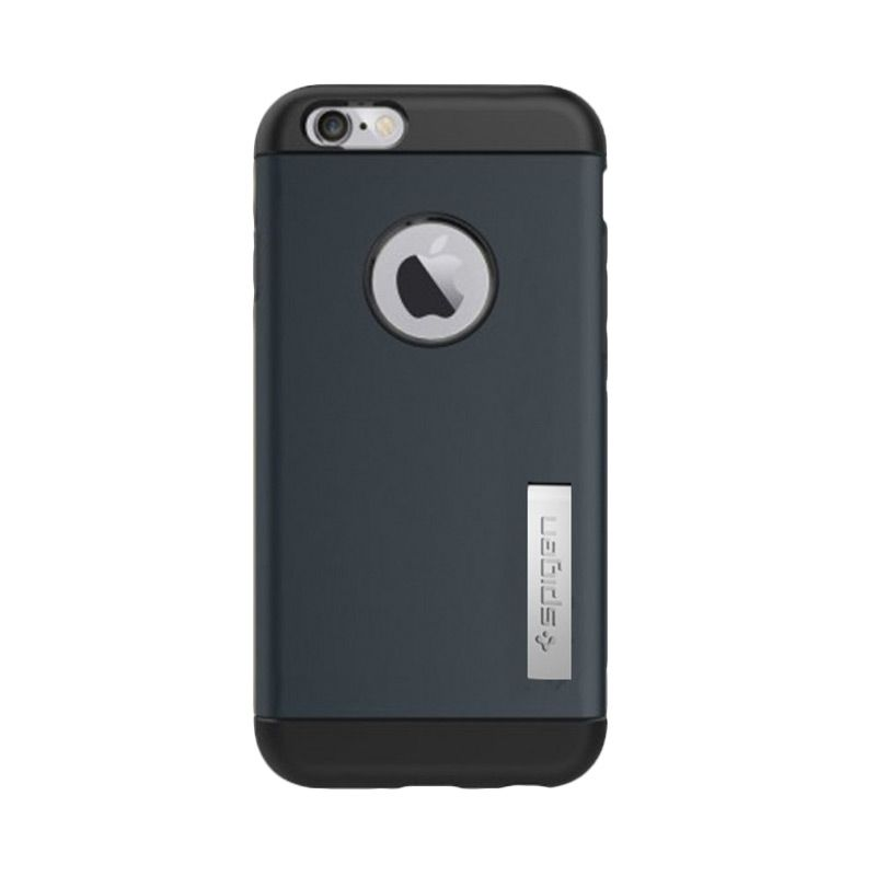 Spigen Slim Armor Metal Slate Casing for iPhone 6 Plus