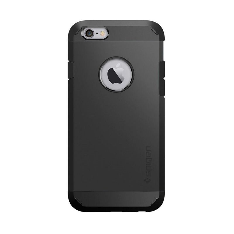 Spigen Tough Armor Black Casing for iPhone 6 Plus or 6S Plus