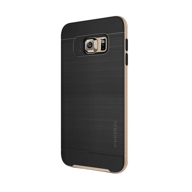 Verus High Pro Shield Shine Gold Casing for Samsung Galaxy S6 Edge plus