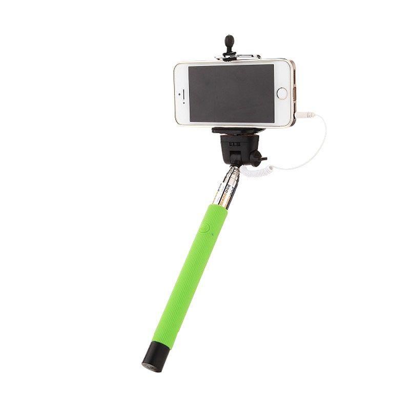 Wakaka LUXMO Cable Take Pole Z07-5S Green Monopod