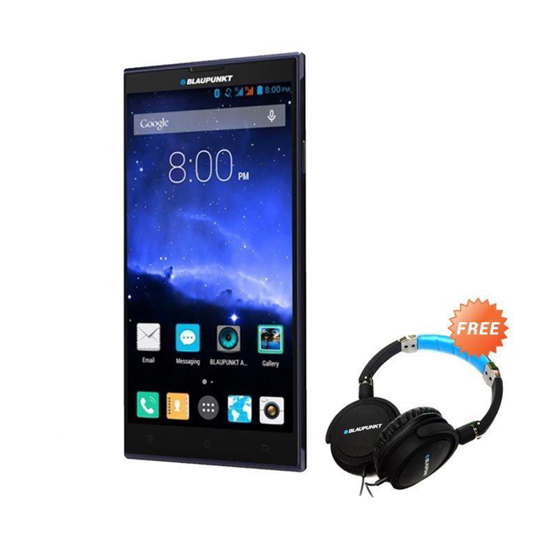 Blaupunkt Sonido X1 Black Smartphone [16 GB] + Headphone