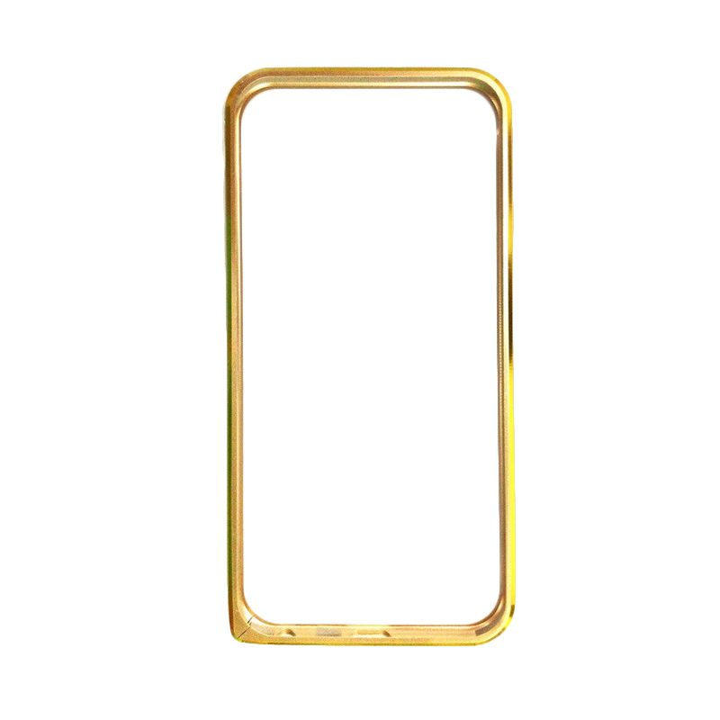 Creative Bumper Gold Casing for iPhone 6