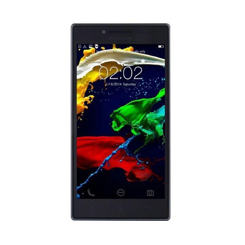 Lenovo P70 Biru Smartphone [16 GB/KitKat]