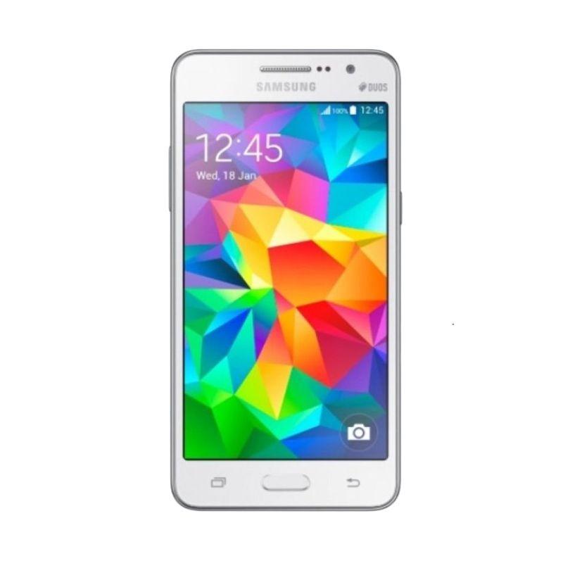 Samsung Galaxy Grand Prime Plus SM-G531H White Smartphone