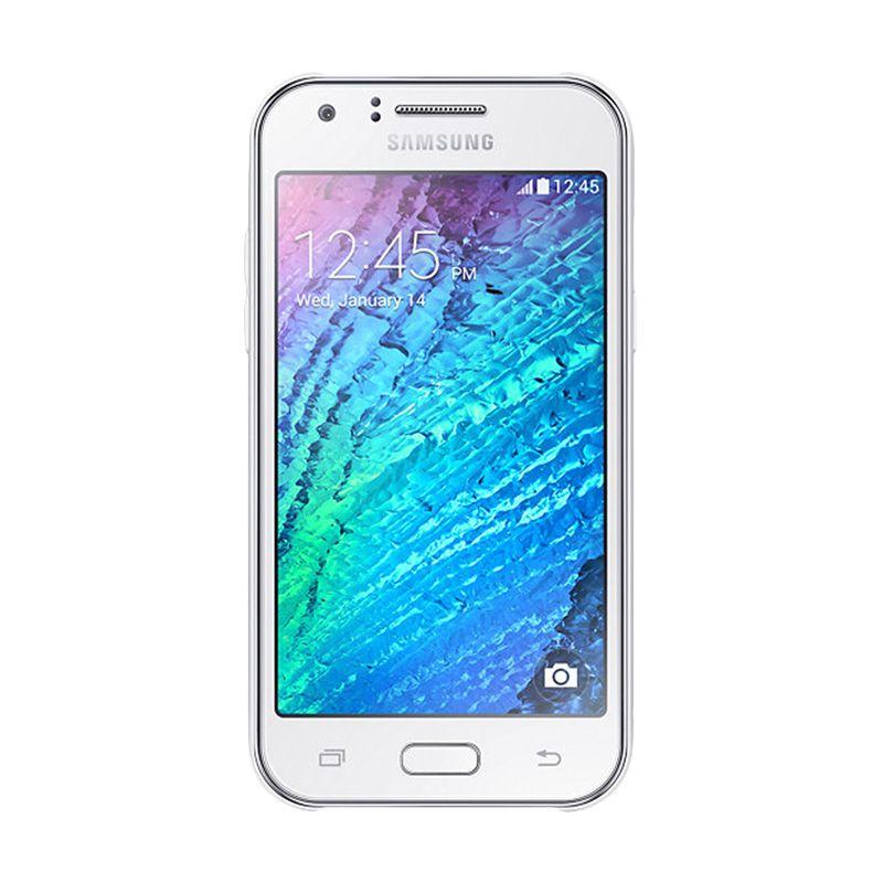 Samsung Galaxy J1 Ace SM-J110 Putih Smartphone [4G LTE/4 GB]