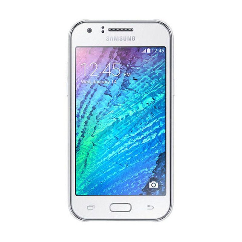 Samsung Galaxy J1 J100 Putih Smartphone