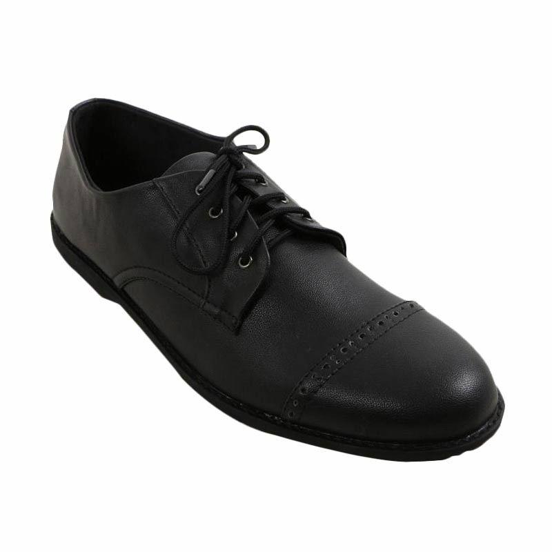 Giant Sepatu Pantofel Fullblack