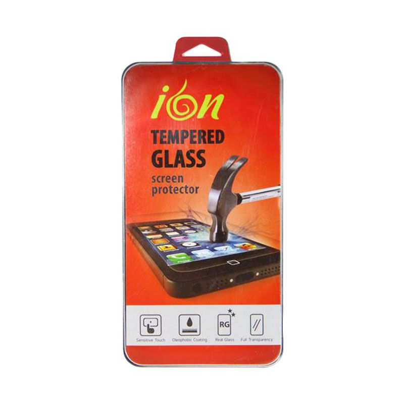 ION Tempered Glass Screen Protector for Blackberry Leap [0.3mm]