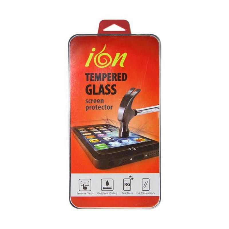 ION Tempered Glass Screen Protector For Lenovo A6010 [0.3mm]
