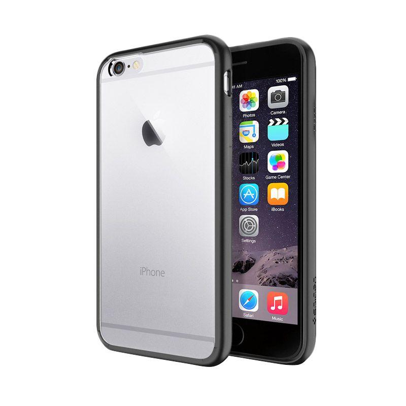 Spigen Ultra Hybrid Black Casing for iPhone 6 or 6S