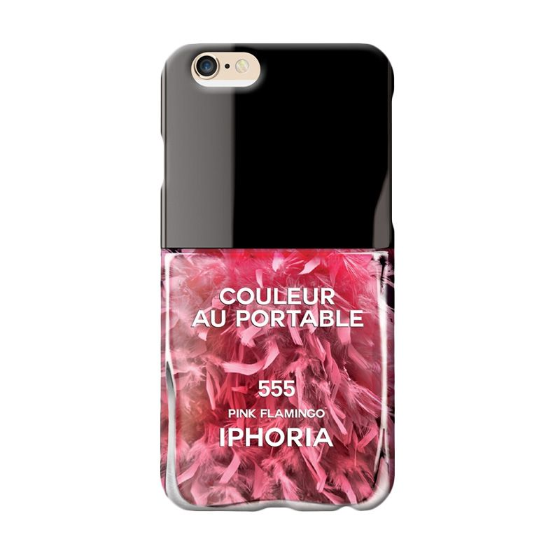 IPHORIA Couleur Au Portable Pink Flamingo Casing for iPhone 6