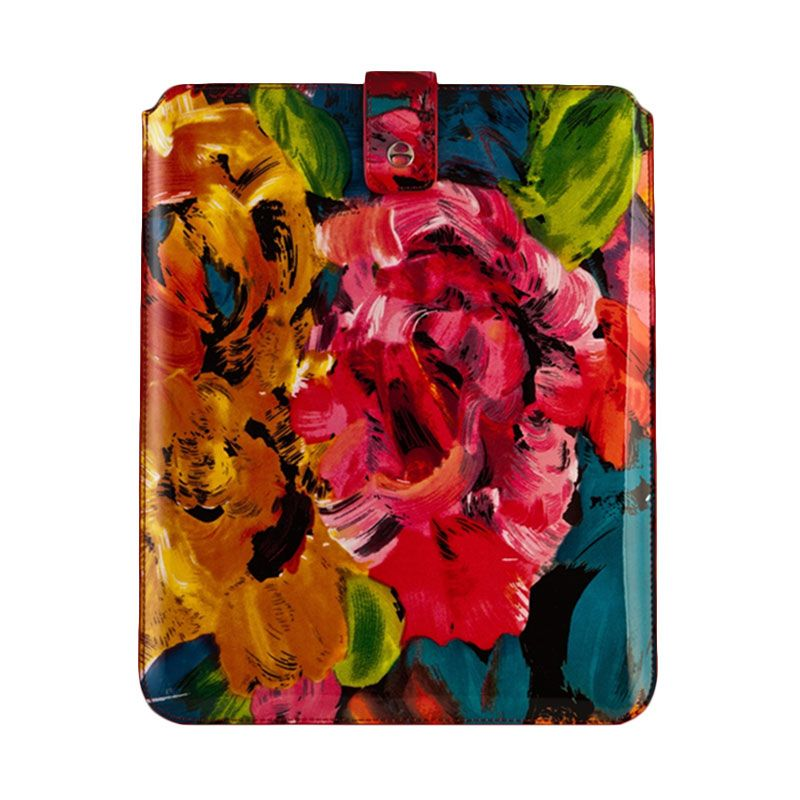 IPHORIA Peter Jackel Flower Aquarell Sleeve Casing for iPad mini