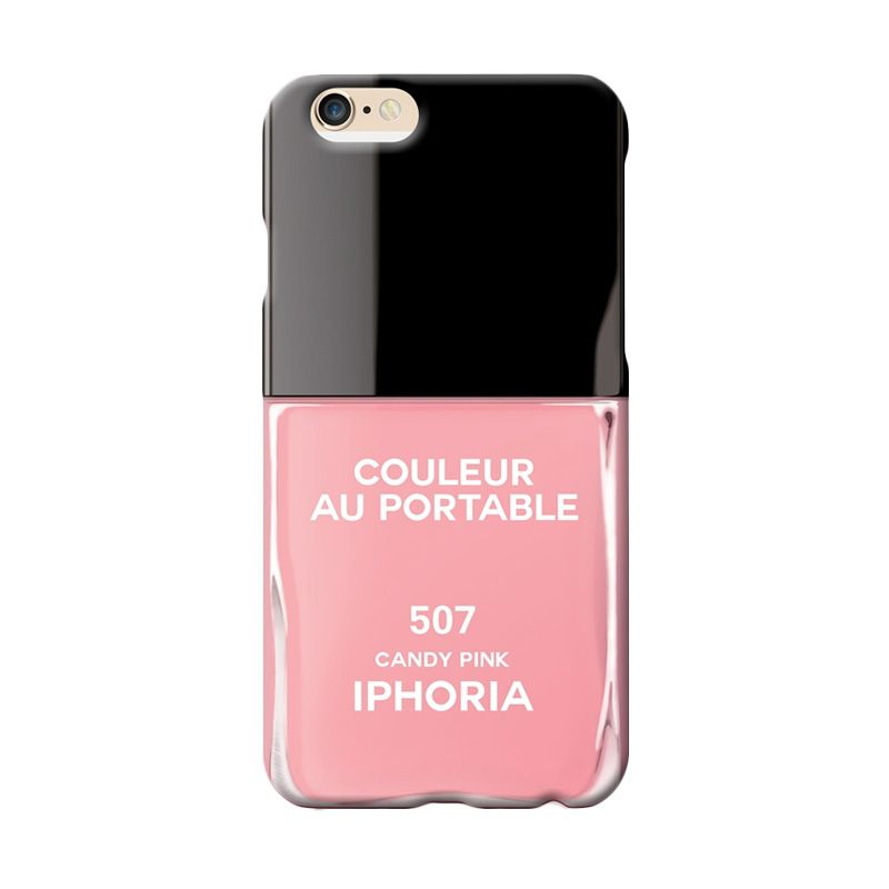 IPHORIA Vernis Candy Pink Casing for iPhone 6