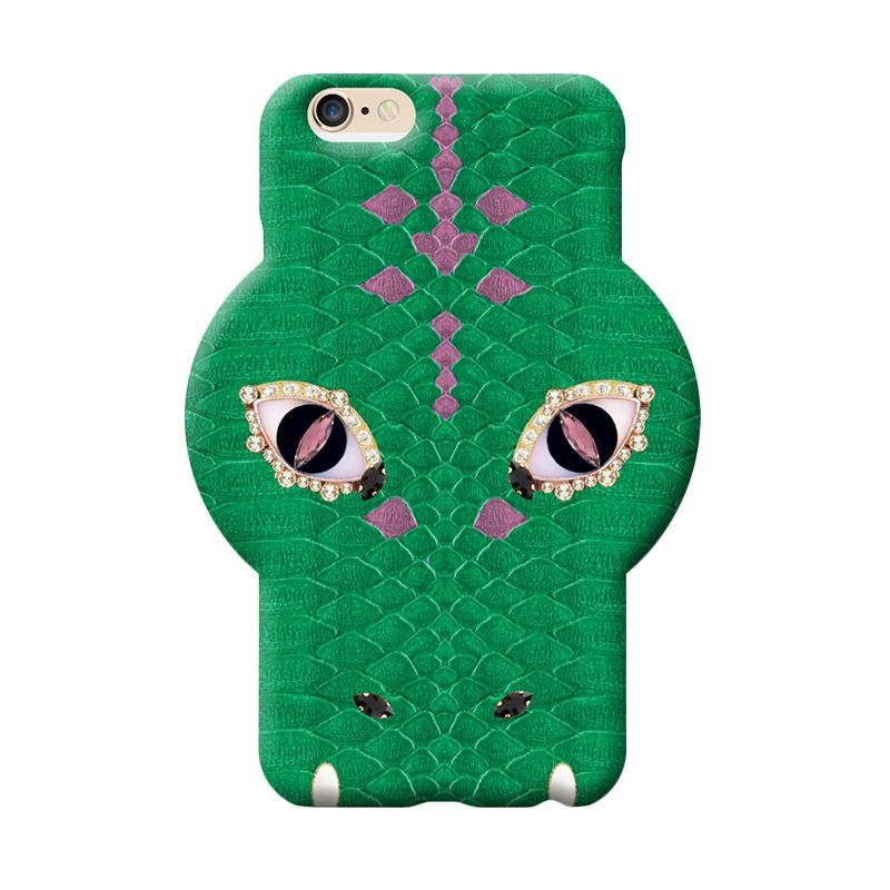 IPHORIA Snake Attack Green Casing for iPhone 6