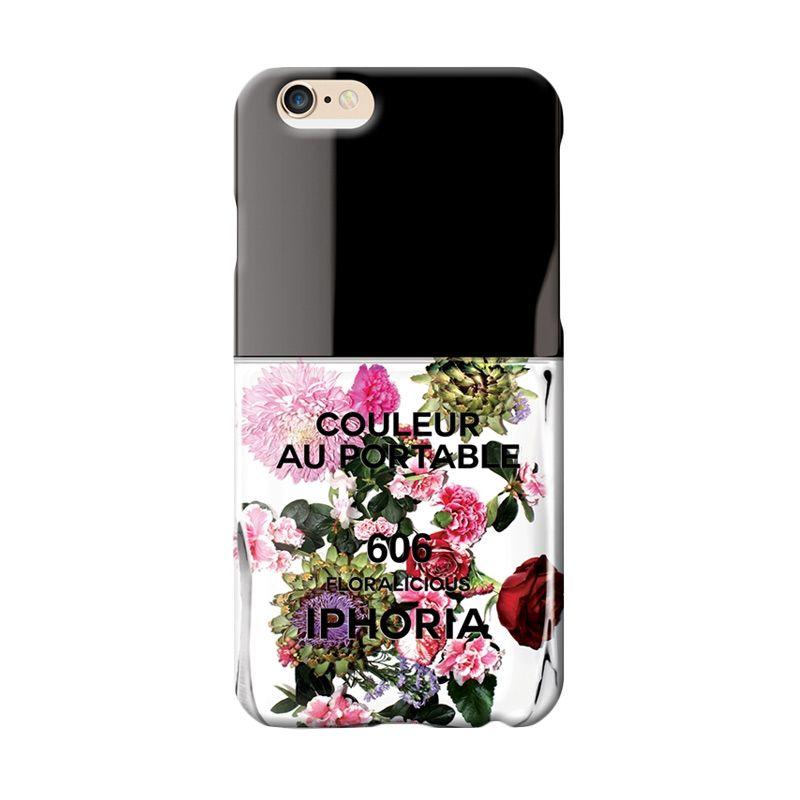 IPHORIA Coleur au Flower Chique Casing for iPhone 6
