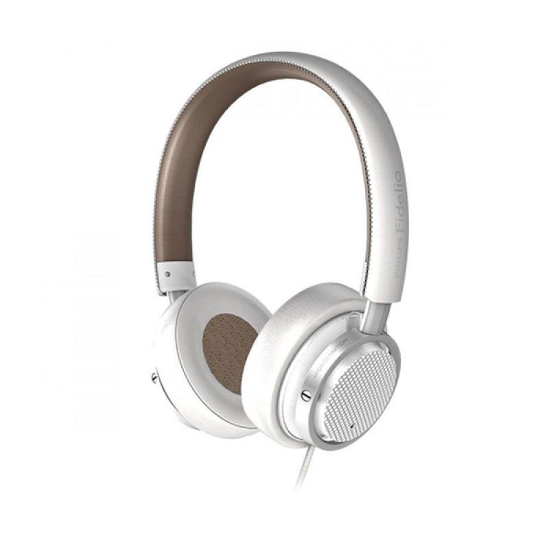 Philips Fidelio M1MKII Putih Headset