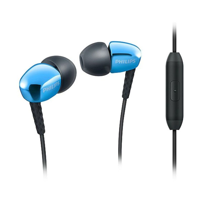 Philips She 3905 Biru Headset