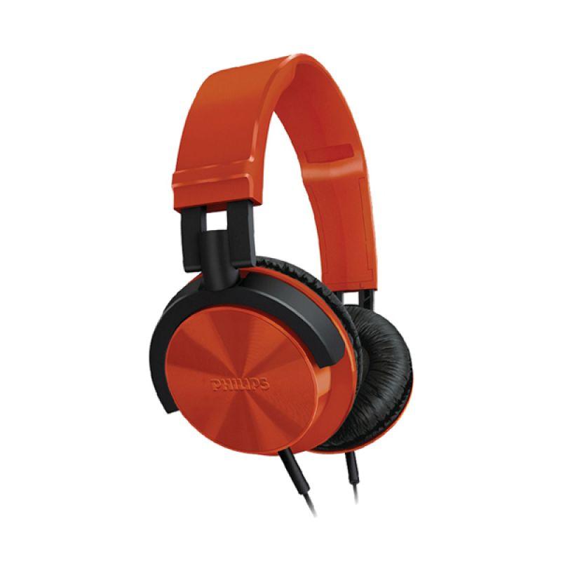 harga Philips SHL 3000 Red Headphone Blibli.com
