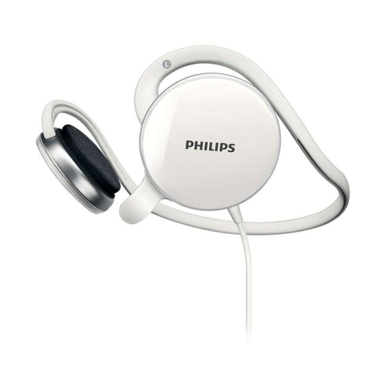 Philips SHM 6110 Putih Headset