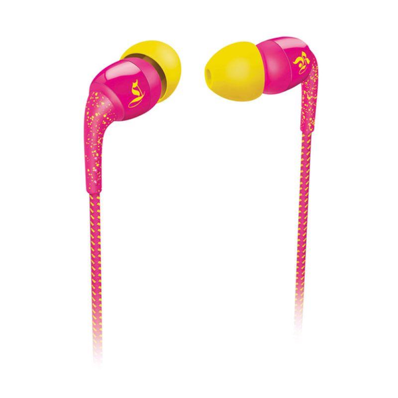 Philips Sho 9551 Pink Earphone