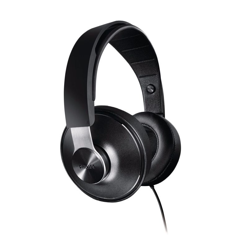 Philips SHP 8000 Black Headphone