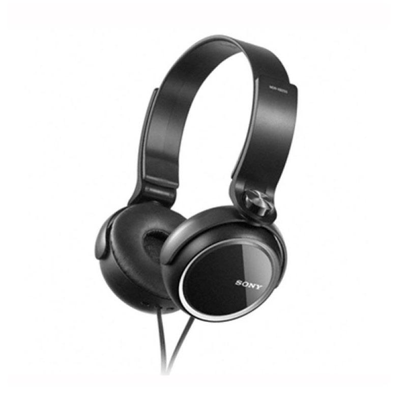 Sony Mdr-Xb 250 Hitam Headphone