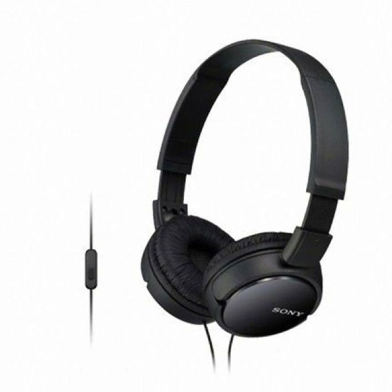 Sony MDR ZX110AP Hitam Headset