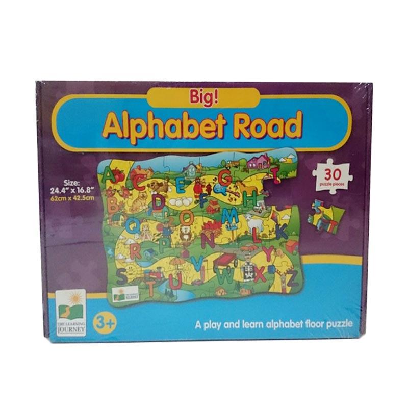 Istana Bintang Alphabet Road Mainan Anak