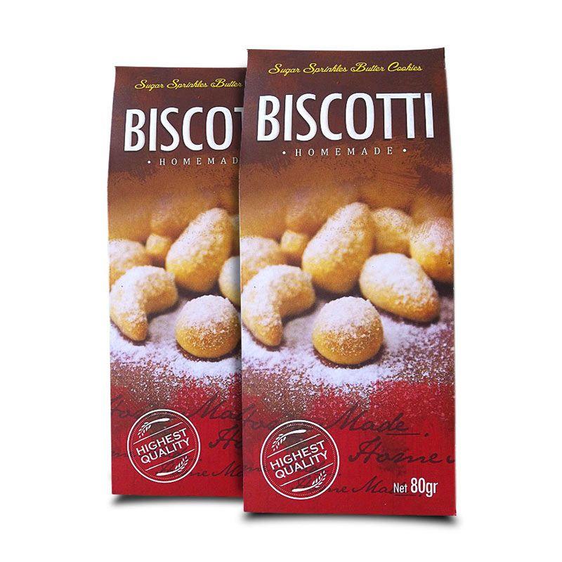 Biscotti Cemilan [2 Pcs]