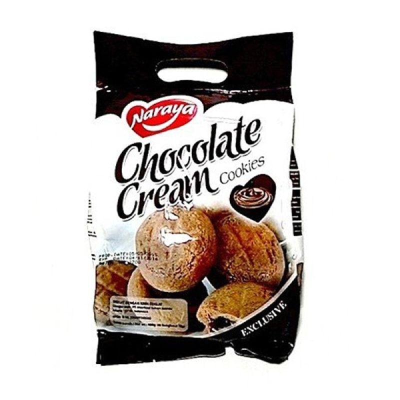 Naraya Chocolate Cream Cookies Biskuit