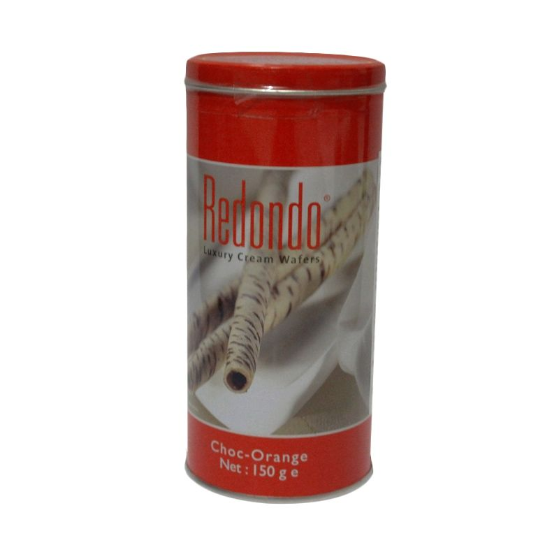 Redondo Luxury Cream Choc Orange Wafer [2 Pcs/150 gr]