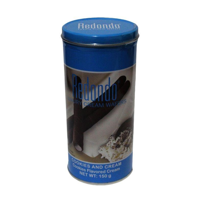 Redondo Luxury Cream Cookies and Cream Wafer [2 Pcs/150 gr]